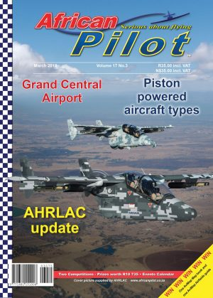 African Pilot Magazine - March 2018 Edition