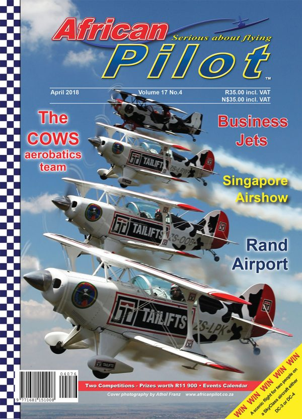 African Pilot Magazine - April 2018 Edition