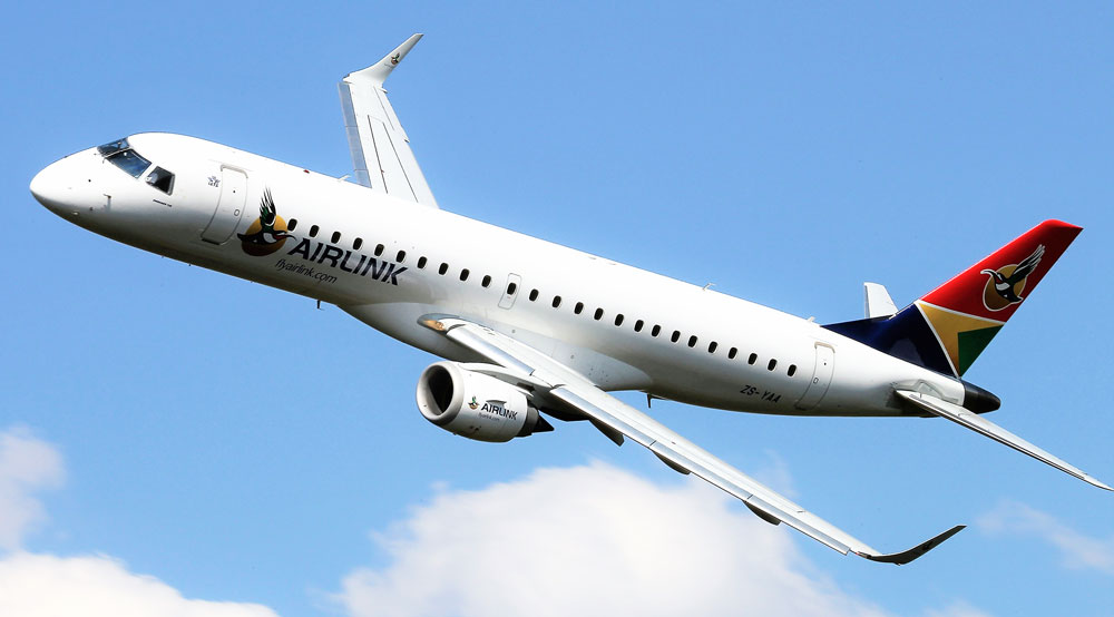 Airlink Embraer E195