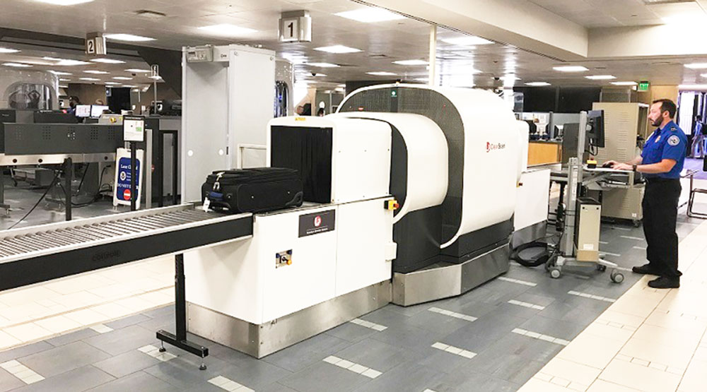 Australian airports security upgrades