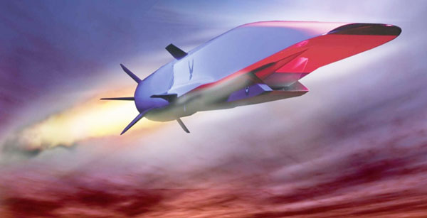 China invests in scramjet engines