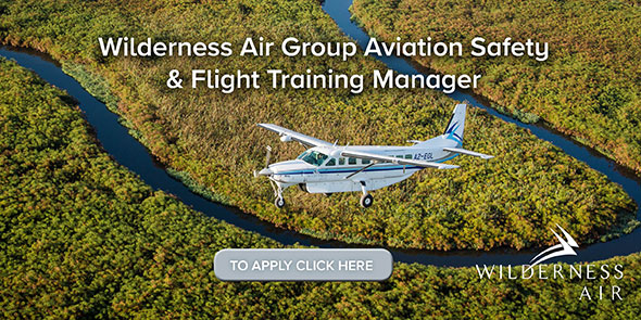 Wilderness Air Group Aviation Safety & Flight Training Manager