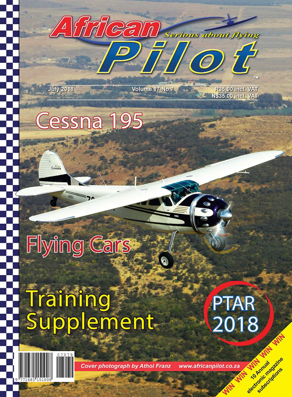 African Pilot July 2018 edition