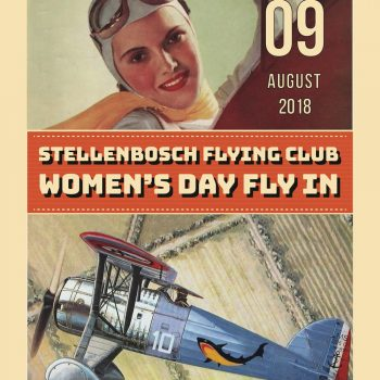 Women's Day fly in