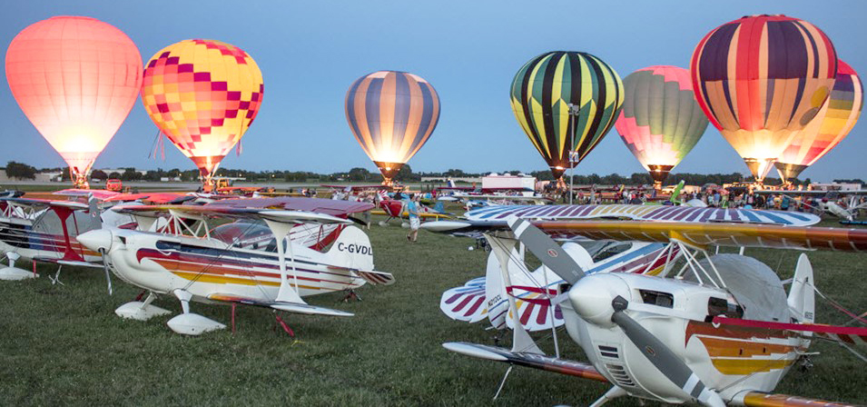 EAA and Balloon Federation of America