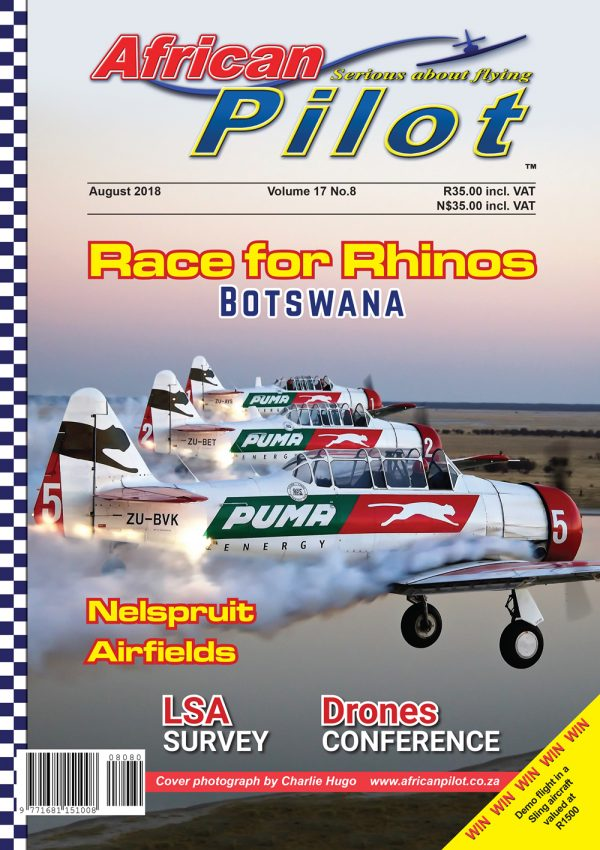 African Pilot magazine - August 2018 edition