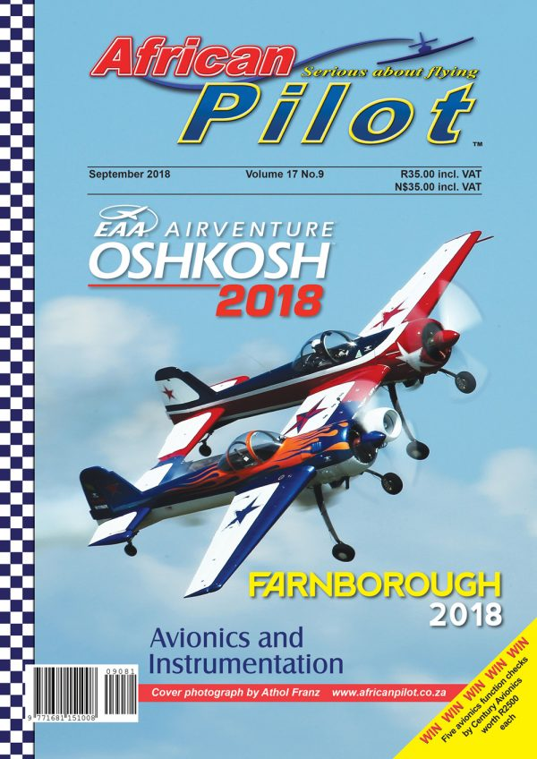 African Pilot magazine - September 2018 edition