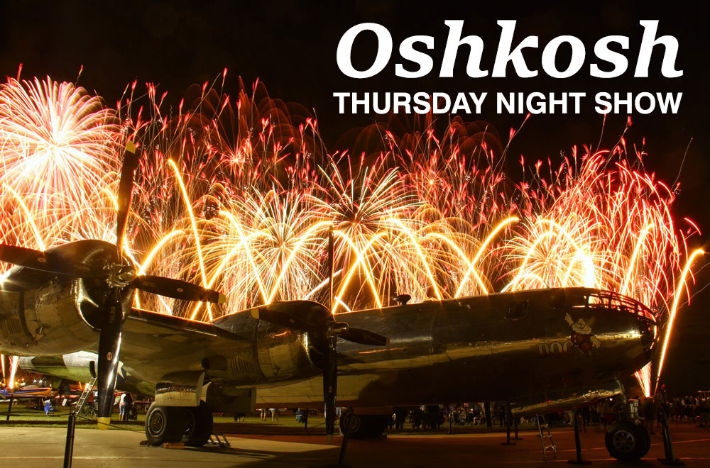 Oshkosh Thursday night show