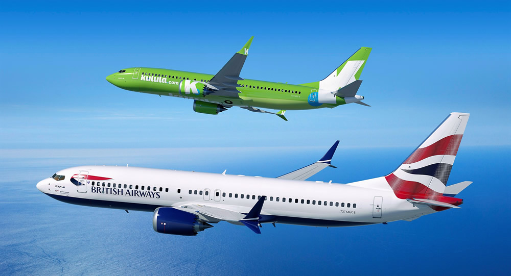 Comair to be serviced by FL Technics