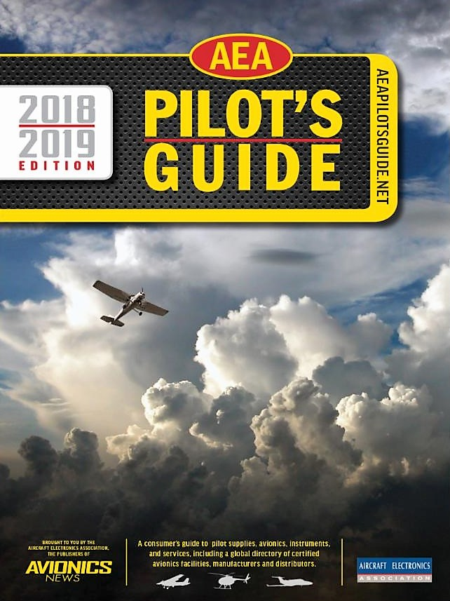 AEA Pilot's Guide Cover