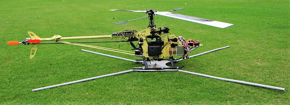 HAL rotary-wing drone