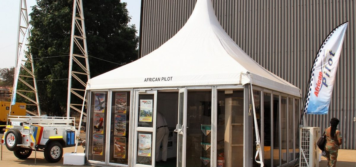 African Pilot's chalet at AAD 2018