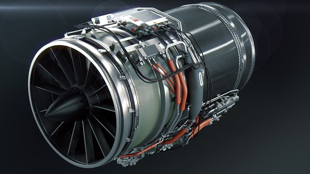Affinity supersonic jet engine