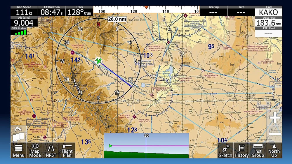 iFly GPS version 10.3