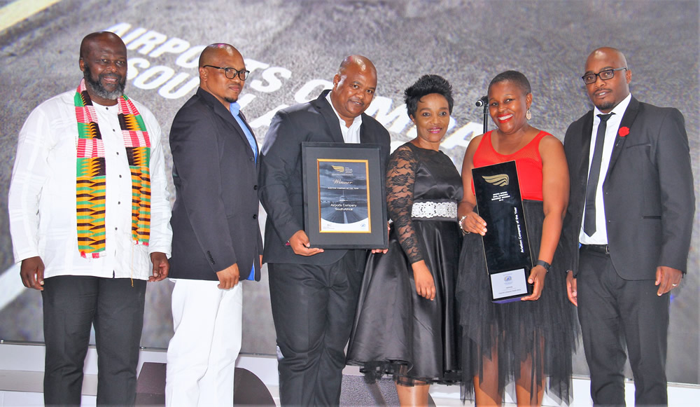 Airports Company South Africa awards