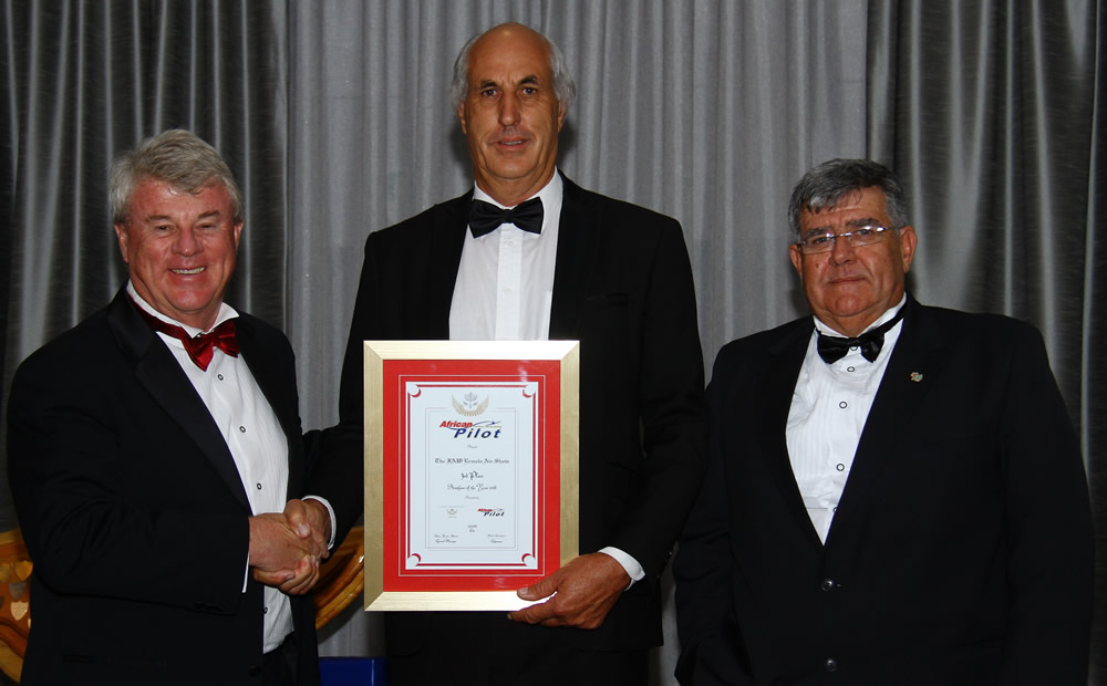 Flying club of the year Ermelo Aeronautical Society