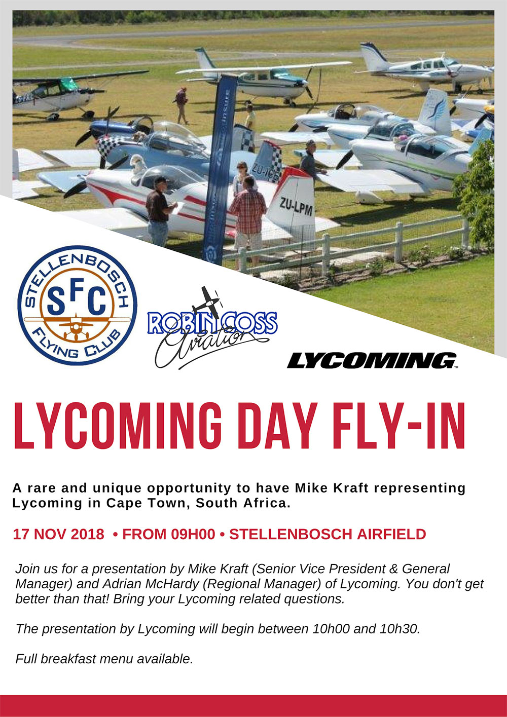 Lycoming Day 2018