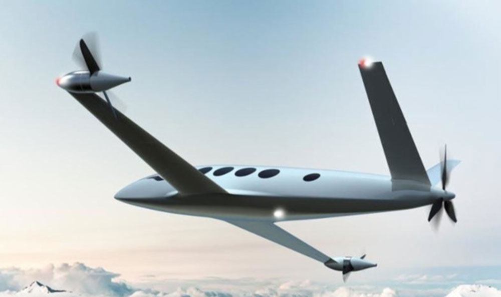 Hartzell providing customised, optimized propellers for Eviation's electric commuter