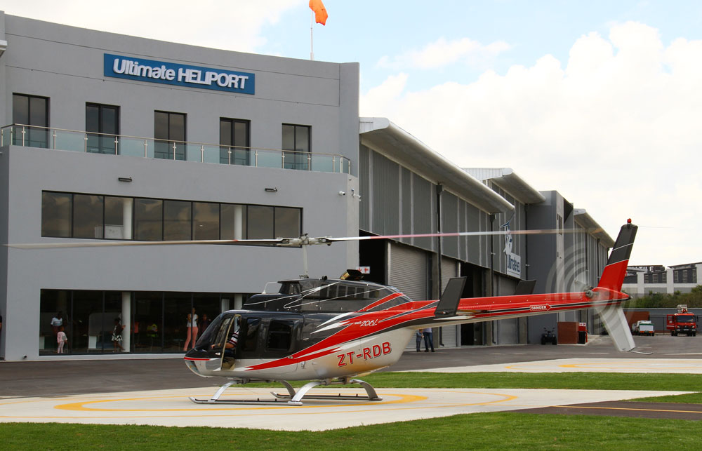 Ultimate heliport