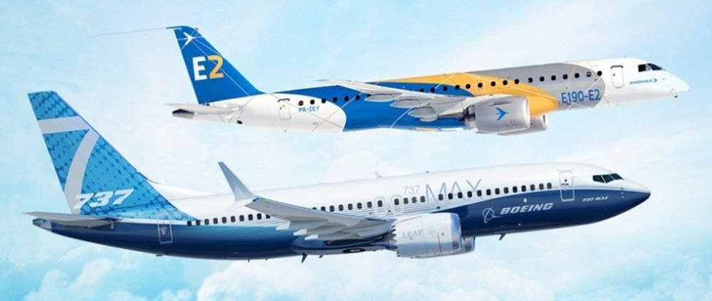 Boeing-Embraer partnership
