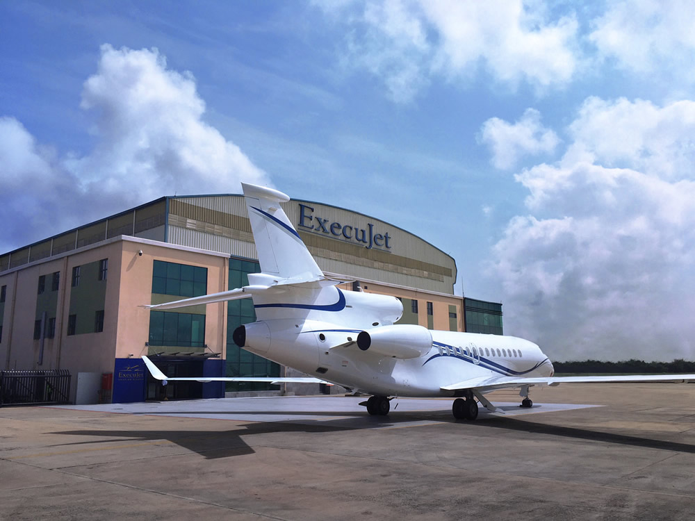 Dassault acquisition of ExecuJet MRO
