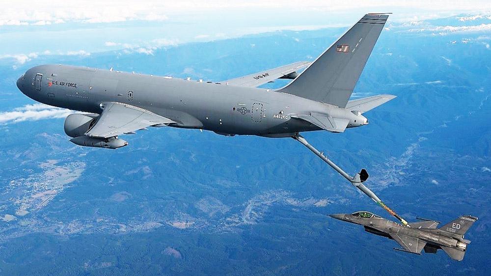USAF accepts KC-46A