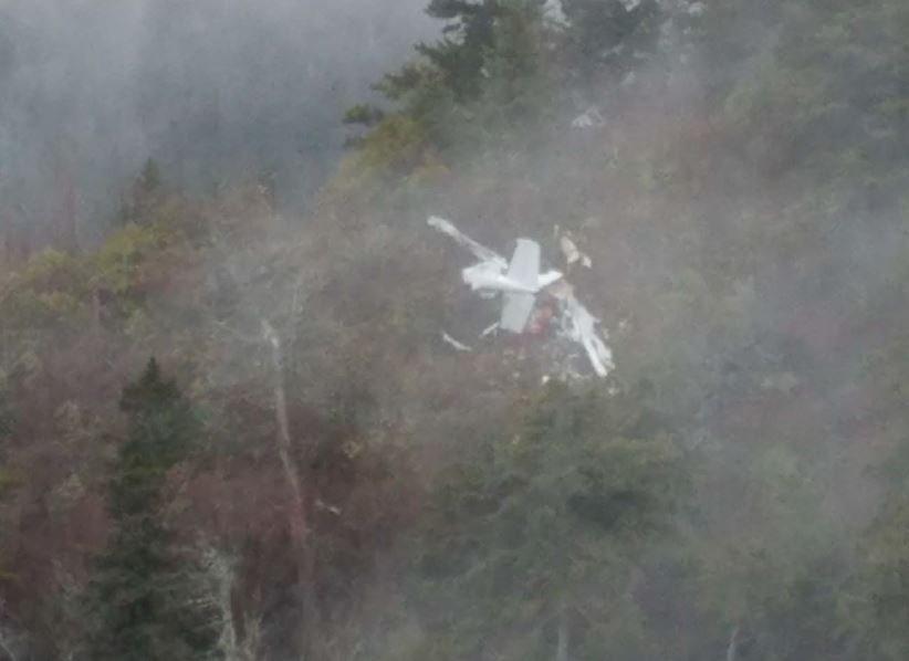 Cessna 182 crash
