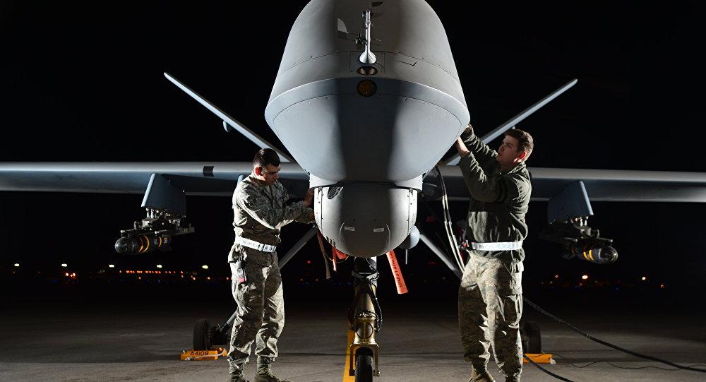 US Drones base in Djibouti