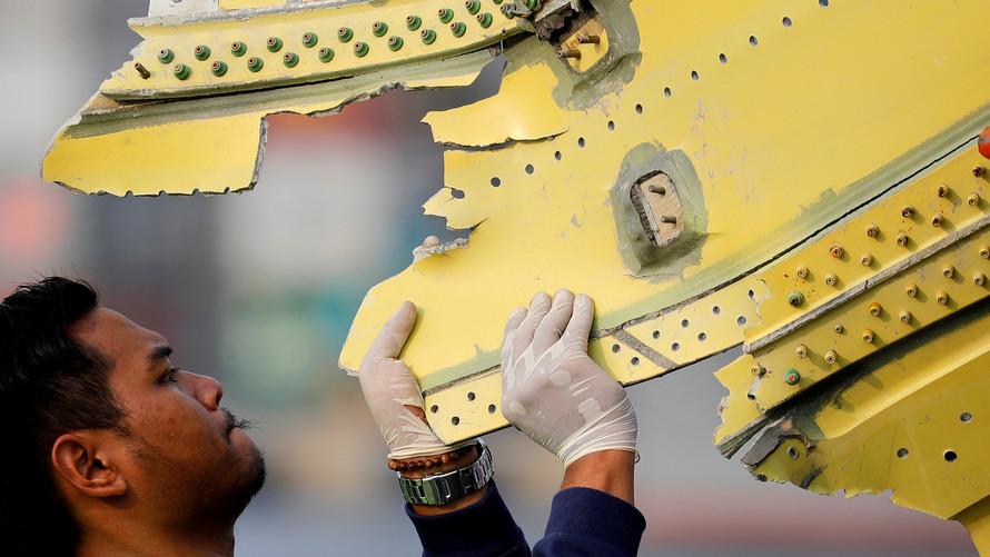Lion Air debris