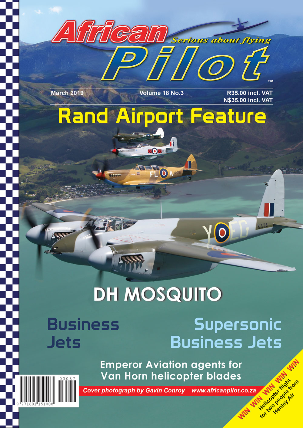 African Pilot - March 2019 edition