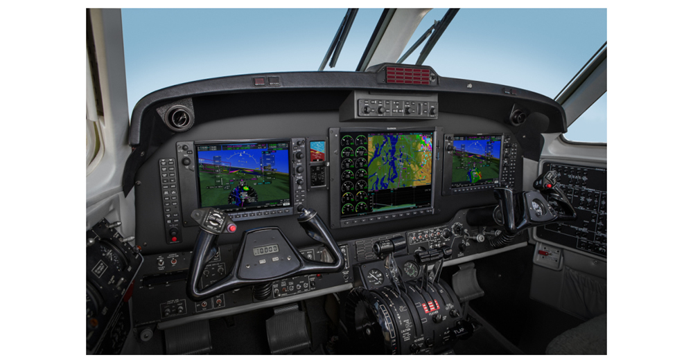 Garmin G1000 NXi Citation Mustang
