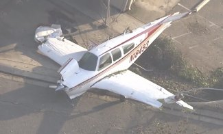 Bonanza crash