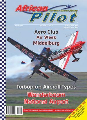 African Pilot - April 2019 edition