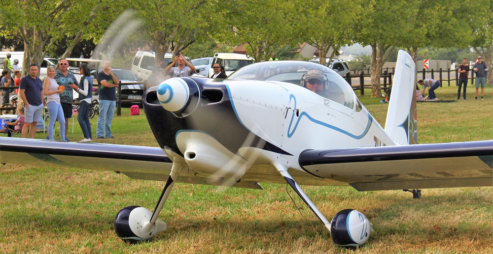 The Coves fly-in