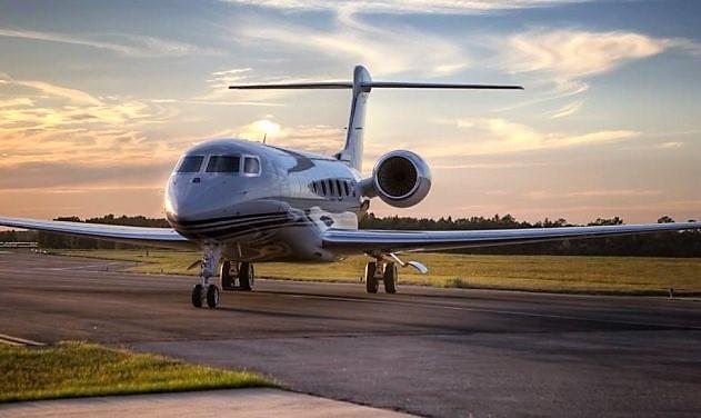 Zambian presidential jet