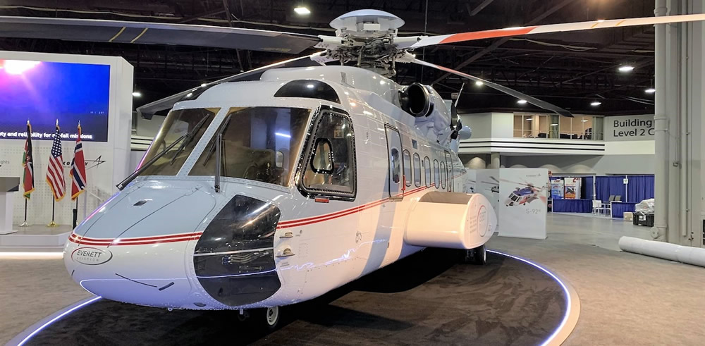 Sikorsky S-92 Everett Aviation