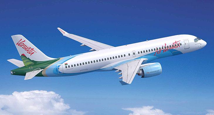 Air Vanuatu A220-300