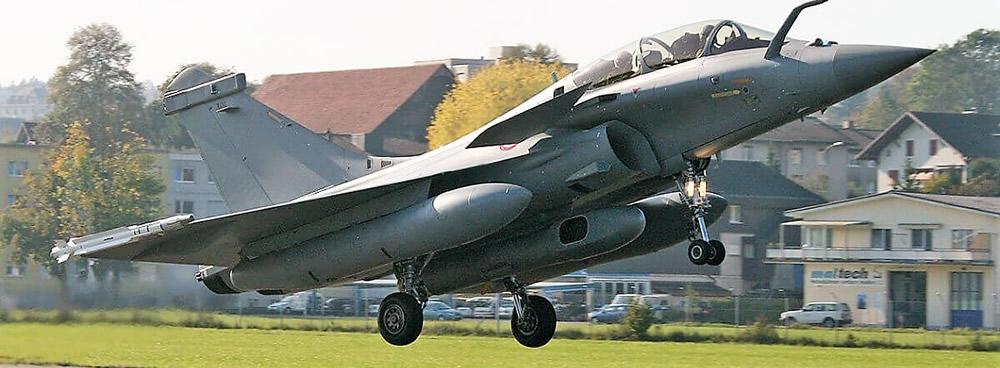 Dassault Rafale B Jet