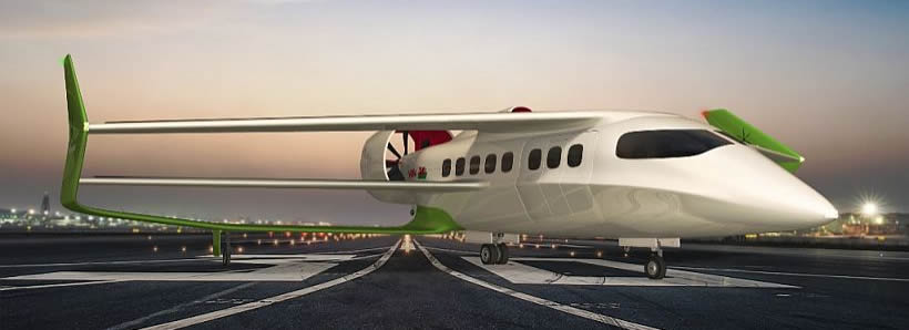 Faradair announces first hybrid-electric commercial flight by 2025