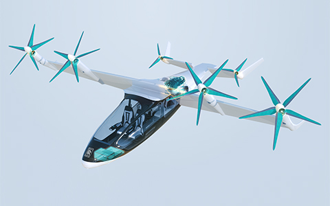 Rolls-Royce Hybrid-electric propulsion systems