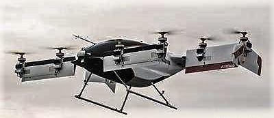 eVTOL aviation market