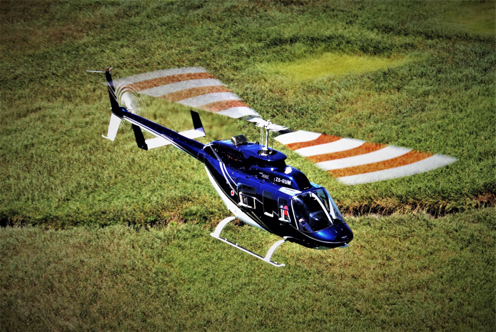 Bell 206L, ZS RUM