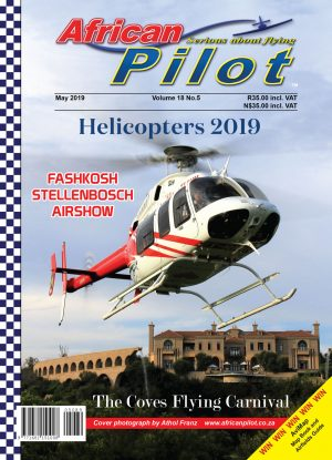 African Pilot - May 2019 edition