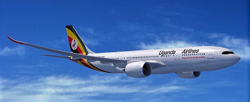 Uganda Airlines A330