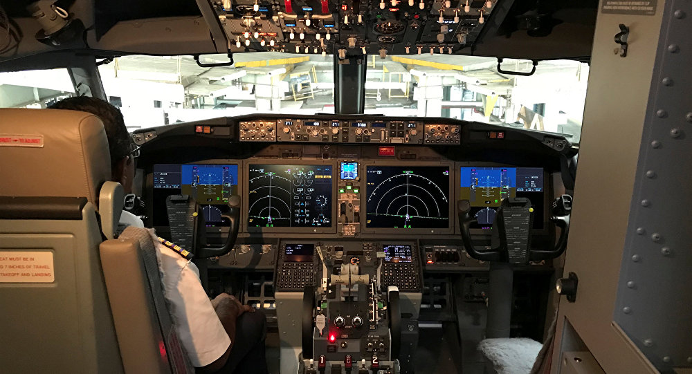 Boeing 737 MAX software