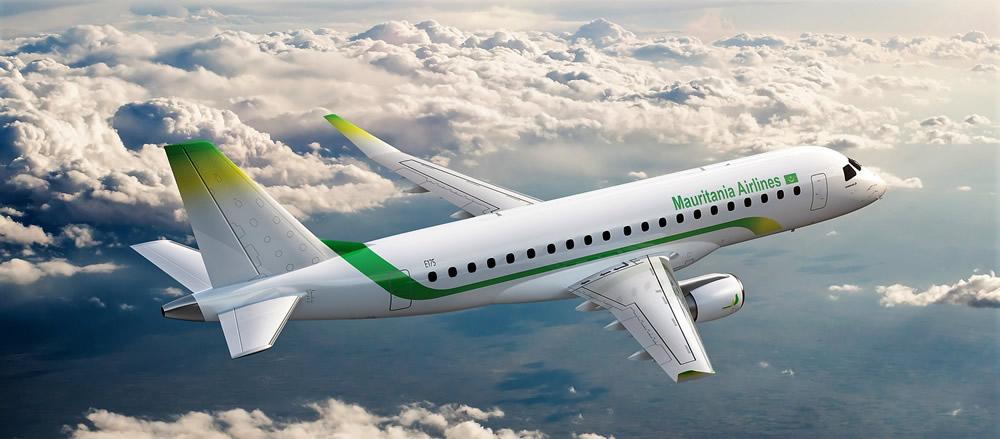 Mauritania Airlines E175
