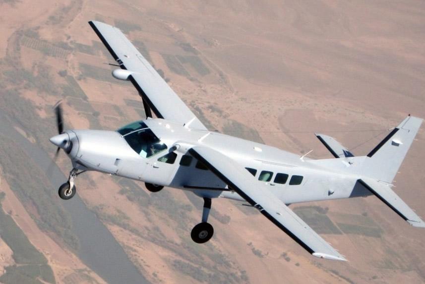 Mali Cewssna ISR C208