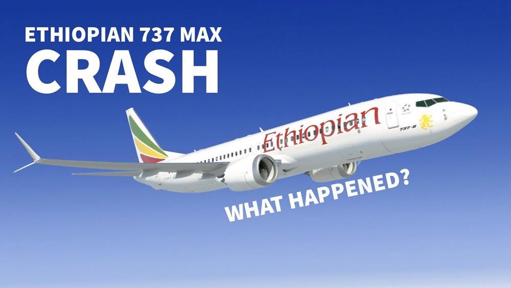 Ethiopian 737 MAX8 crash