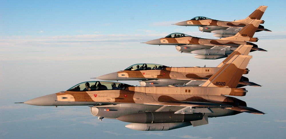 US approves sale of 25 advanced F16 fighter jets to Morocco
