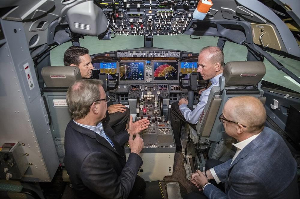 Boeing 737 MAX 8 fix